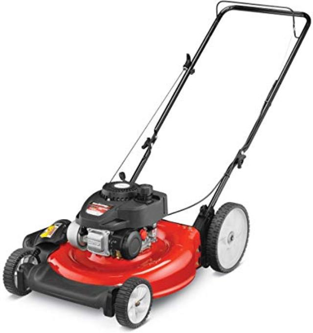 Where to find MOWER, LAWN PUSH GAS in Dallas