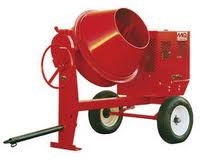 Where to find MIXER, CONCRETE GAS 6 CF in Dallas