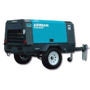 Where to find AIR, COMPRESSOR 185 CFM TOWABLE in Dallas