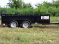 Rental store for 5  X 12  OPEN BOX TRAILER in Dallas TX