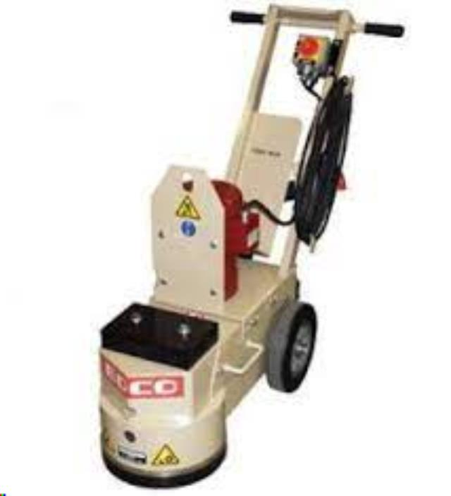 Where to find GRINDER, FLOOR EDCO MODEL in Dallas