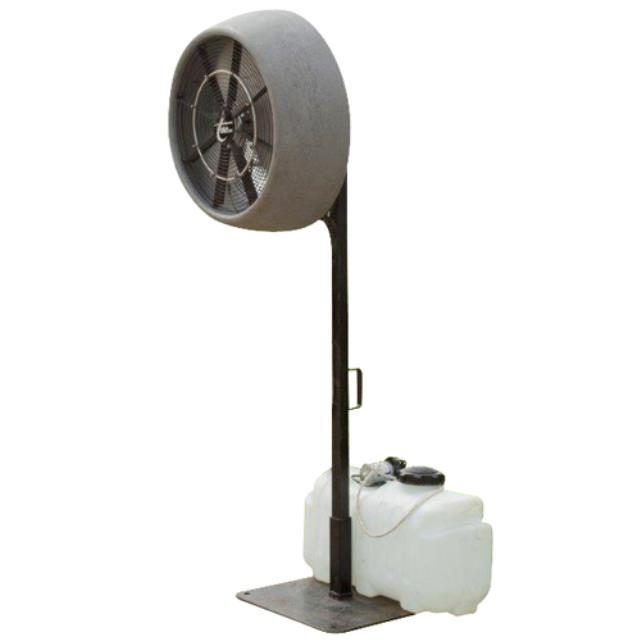 Where to find High Powered Misting Fan in Dallas