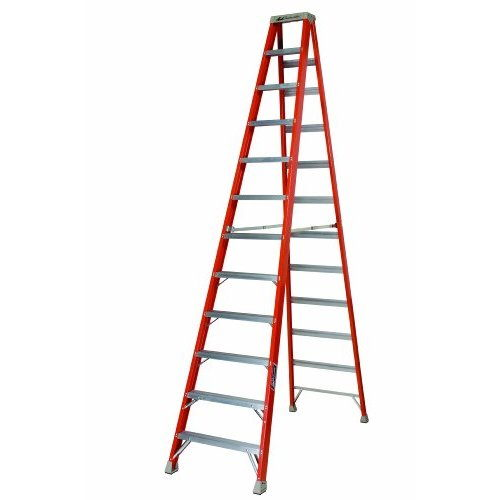 Where to find LADDER, STEP 12  FIBERGLASS in Dallas