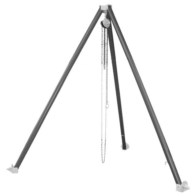 Where to find HOIST, TRIPOD POST PULLER in Dallas