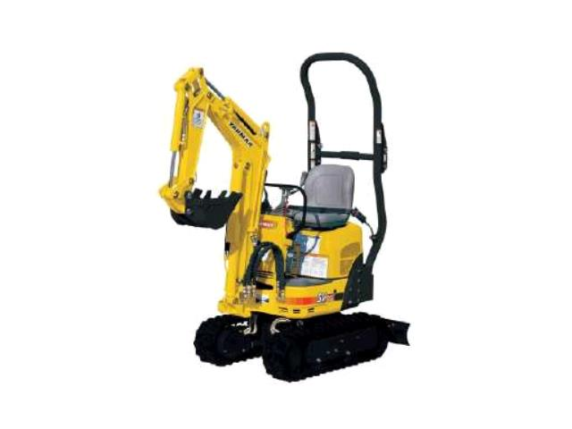 Where to find Baby Excavator W Rubber Tracks in Dallas