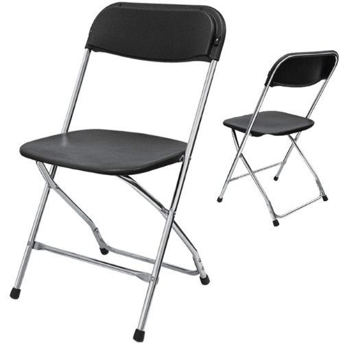 Where to find BLACK   CHROME CHAIR in Dallas