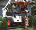 Rent SKID STEER, AUGER ATTACHMENT in Dallas