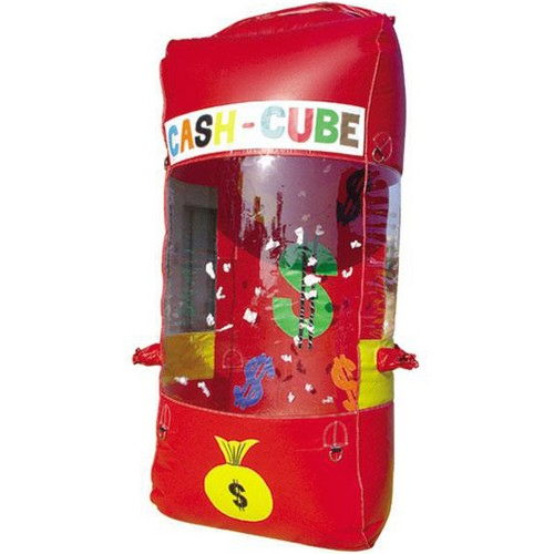 Where to find CUBE, CASH W BLOWER in Dallas