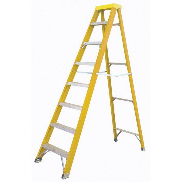 Where to find LADDER, STEP  8  FIBERGLASS in Dallas