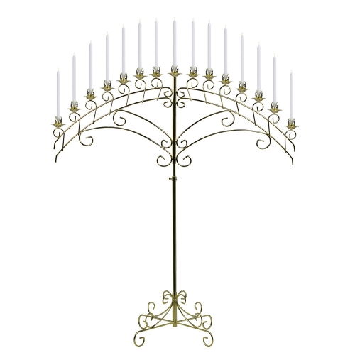 Where to find 15 LITE FAN CANDELABRA in Dallas