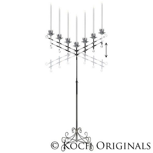 Where to find 9 LT BI-FOLD CANDELABRA in Dallas