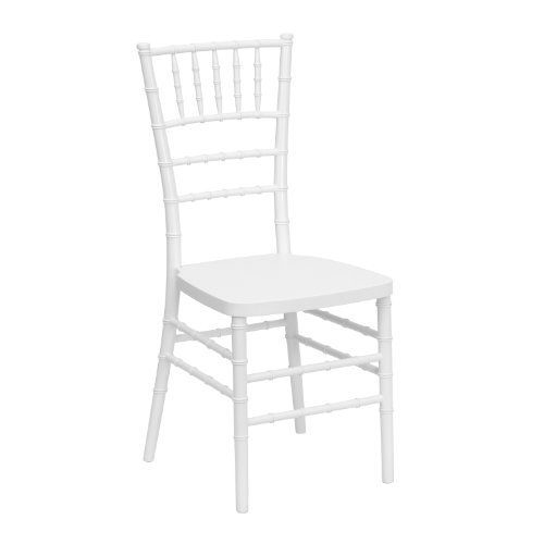 Where to find WHITE CHIAVARI CHAIR in Dallas