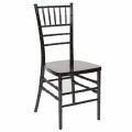 Rental store for BLACK CHIAVARI CHAIR in Dallas TX
