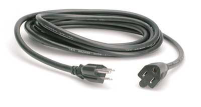 Where to find 10  Black Extension Cord in Dallas