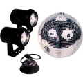 Rental store for 16  MIRROR BALL BATTERY MOTOR in Dallas TX