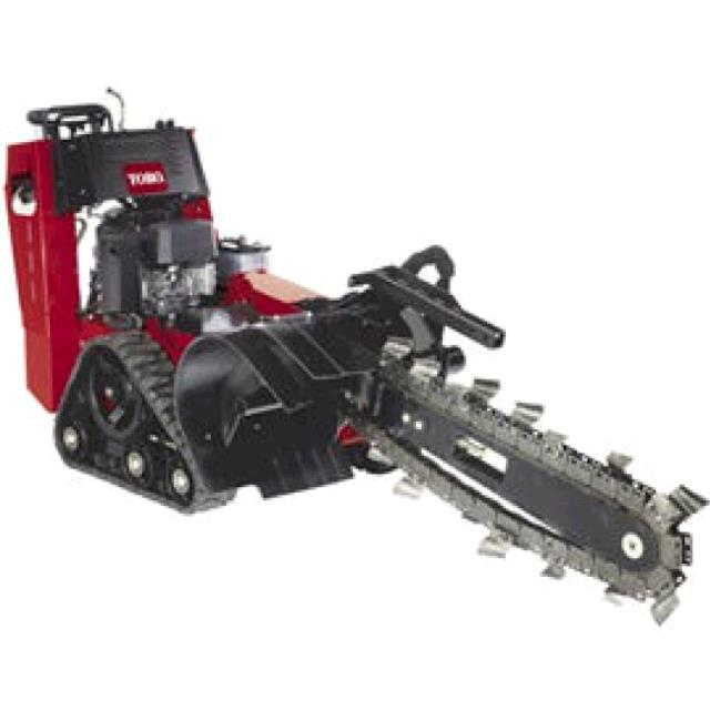 Where to find TRENCHER, 4  TORO TRACTION UNIT in Dallas