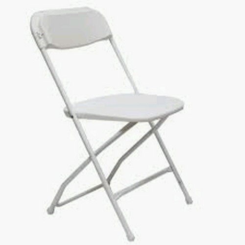 Where to find CHILDREN S WHITE FOLDING CHAIR in Dallas