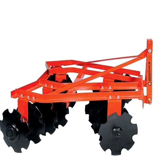 Where to find TRACTOR, DISC PLOW in Dallas