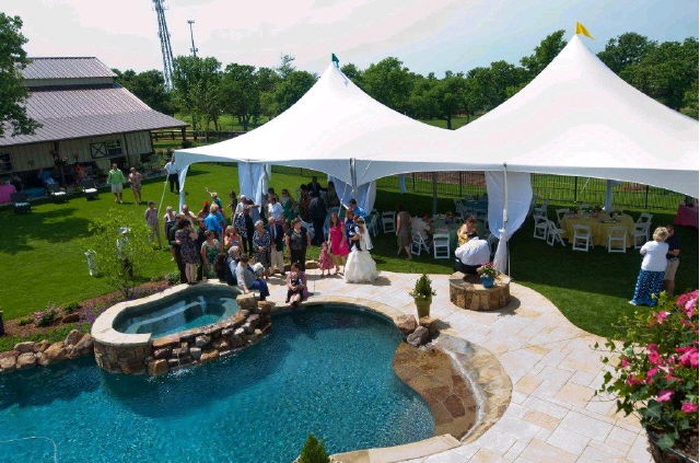 Where to find 30  X 60   3pc  MARQUEE TENT in Dallas