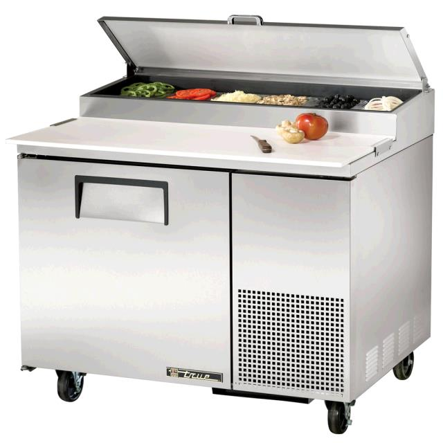 Rent refrigerated prep station in Dallas TX | REFRIGERATED