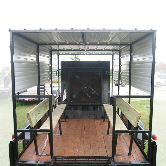 Where to find COOLING TRAILER in Dallas