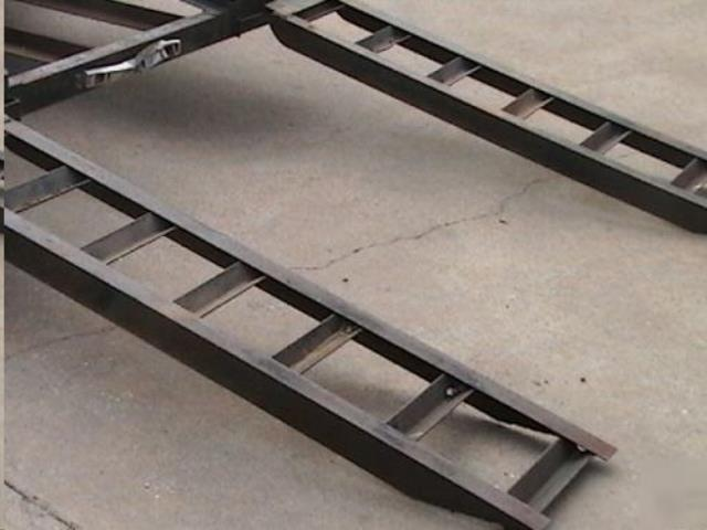 Where to find RAMPS, METAL  A SET OF 2 in Dallas