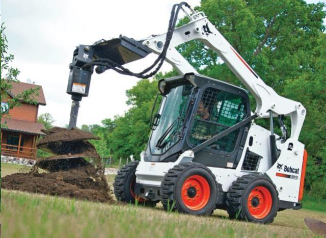 Where to find Skid Steer 24  Auger in Dallas