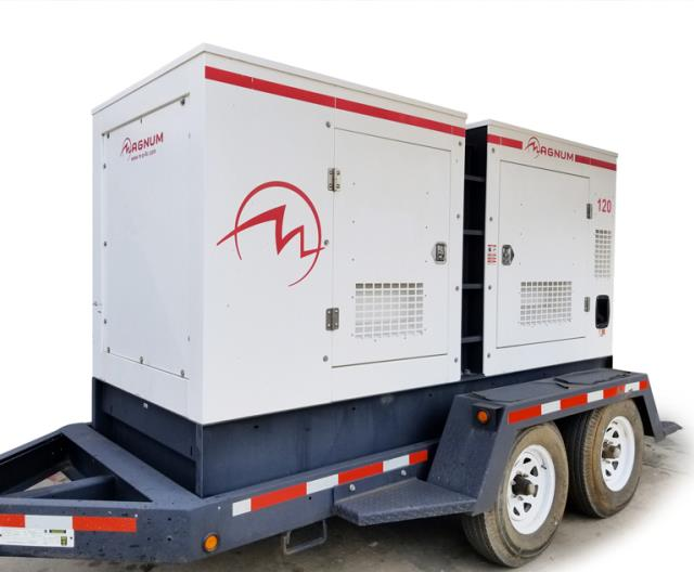 Where to find TOW BEHIND 120 KW GENERATOR in Dallas