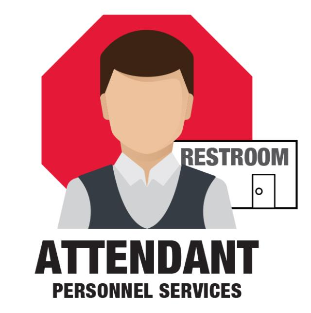 Where to find SERVICES, RESTROOM ATTENDANT PERSONAL in Dallas