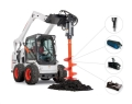 Rental store for Skid Steer Attachments in Dallas TX